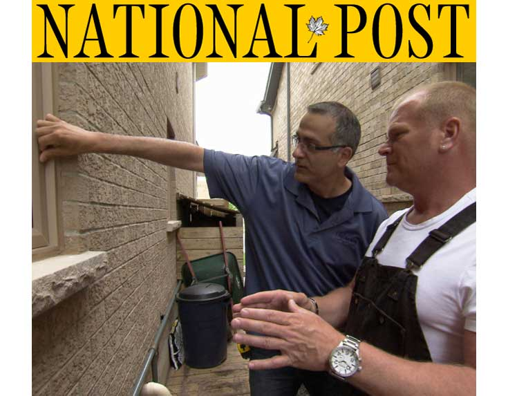 Mike Holmes NationalPost